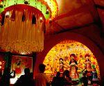 Durga Puja Pandal - Salt Lake - AJ Block