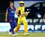Curran's late heroics take CSK 188/7