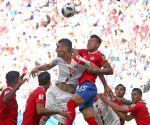 RUSSIA-SAMARA-2018 WORLD CUP-GROUP E-COSTA RICA VS SERBIA