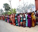 Over 40% polling in Bihar till 2 p.m.