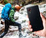 Samsung announces rugged
