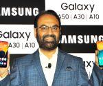 Samsung Galaxy A50, A30, A10 smartphone launch