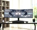 Samsung launches 'Odyssey' 240Hz curved gaming monitors