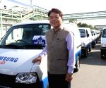 Samsung launches service vans for rural India