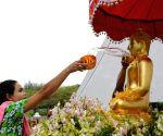 THAILAND-SAMUT PRAKAN-SONGKRAN FESTIVAL