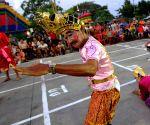 THAILAND SAMUTPRAKRAN SONGKRAN FESTIVAL THAI CHESS