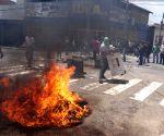 VENEZUELA SAN CRISTOBAL PROTEST