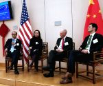 U.S. SAN FRANCISCO BUSINESS LEADERS TRUMP CHINESE PRODUCTS HIGH TARIFFS CONCERN