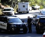 4 killed in mass California shooting