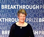 U.S.-SAN FRANCISCO-BREAKTHROUGH PRIZE