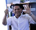 COSTA RICA-SAN JOSE-PRESIDENTIAL ELECTION