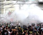 PHILIPPINES-SAN JUAN CITY-WATTAH-WATTAH FESTIVAL