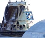 U.S. CALIFORNIA SPACEX DRAGON SPACECRAFT
