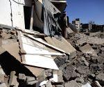 Bomb-laden drone falls on school in Saudi border city