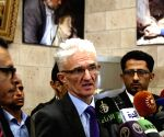 Yemen - Sanaa - UN - Humanitarian Chief - Press Conference