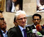 Yemen - Sanaa - UN - Humanitarian Chief - Press Conference