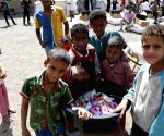YEMEN SANAA CONFLICT DISPLACED PEOPLE HODEIDAH