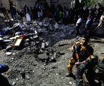 Sanaa (Yemen): Car bomb attack