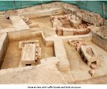 Sanauli site yields OCP Culture coffins, burial goods