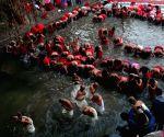 NEPAL-SANKHU-MADHAV NARAYAN FESTIVAL