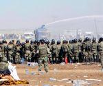 Qatar defends Turkey's incursion in Syria