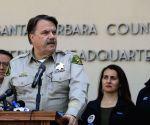 U.S. CALIFORNIA BOAT FIRE POLICE