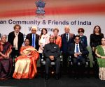 President Kovind at Indian community reception in Chile