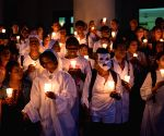 DOMINICAN REPUBLIC-SANTO DOMINGO-VIGIL