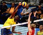 BRAZIL-RIO DE JANEIRO-FIVB VOLLEYBALL WORLD LEAGUE-BRAZIL VS U.S.