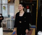 Sanya Malhotra Seen at Gym