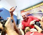 BRAZIL-SAO PAULO-POLITICS-LULA DA SILVA