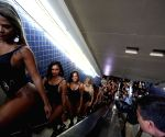 BRAZIL-SAO PAULO-BEAUTY CONTEST