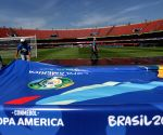 Venezuela, Peru play scoreless draw in Copa America