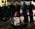 BRAZIL SAO PAULO PROTEST