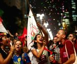 BRAZIL SAO PAULO POLITICS IMPEACHMENT RALLY