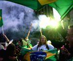 BRAZIL BRASILIA ROUSSEFF IMPEACHMENT TRIAL