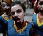 Sao Paulo: Zombie Walk