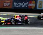 Sao Paulo (Brazil): Practice race of 2014 Formula One Brazilian Grand Prix