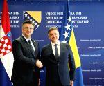 BOSNIA AND HERZEGOVINA SARAJEVO CROATIA COOPERATION