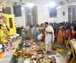 Saraswati Puja celebrations
