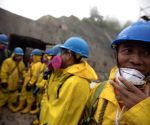 ECUADOR SARAYUNGA CHINA HYDROELECTRIC PROJECT MINAS SAN FRANCISCO