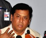 File Photos: Sarbananda Sonowal