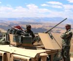 AFGHANISTAN-SARI PUL-MILITARY OPERATION