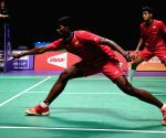 Indian doubles pairs make good starts at Indonesian Open