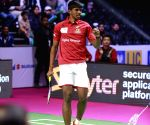 Rankireddy-Shetty through to final in Thailand Open