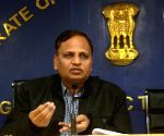 Theft at Delhi Health Minister Satyendra Jain's house