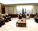 Saudi Foreign Minister meets PM Modi