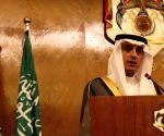JORDAN AMMAN SAUDI ARABIA FM MEETING