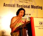 CII West Region Annual meeting - Arundhati Bhattacharya