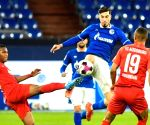 Schalke's winless run ends with 1-0 win over Augsburg